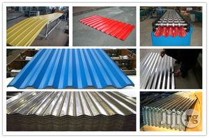 Zinc Coated Metal Corrugated Metal Roof Sheet   Building Materials for sale in Nasarawa State, Lafia
