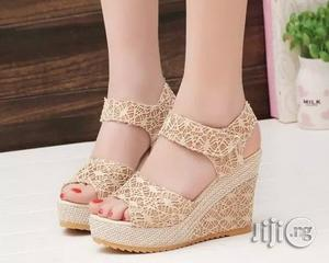 Highly Quality Ladies Wedges   Shoes for sale in Oyo State, Ibadan