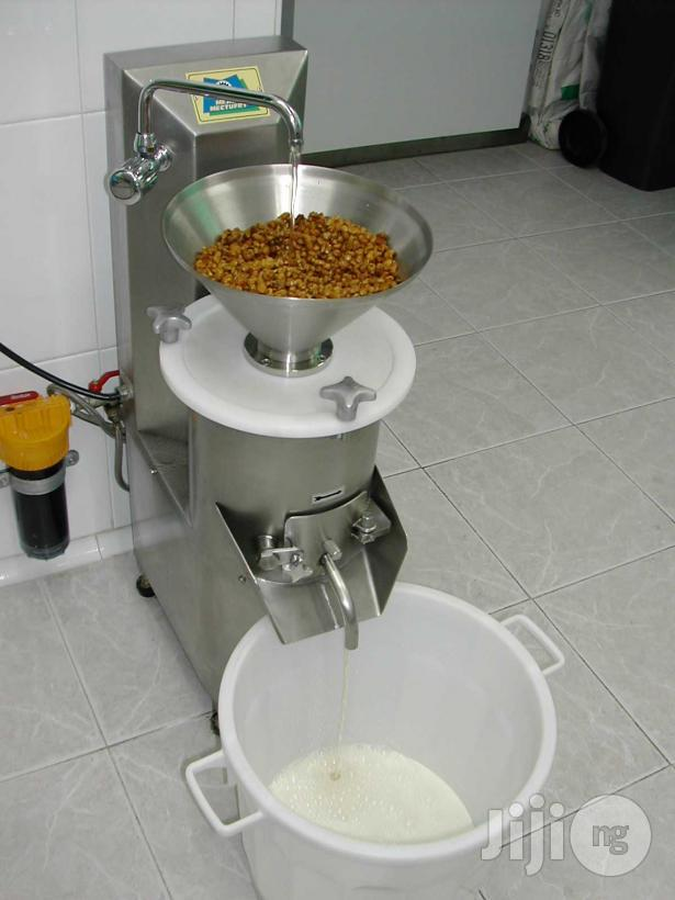 Tiger Nut Grinding Machine