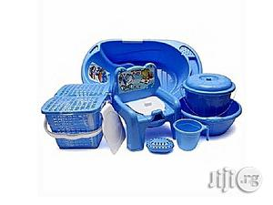 4-layer Plastic Storage Baby Wardrobe - Multi   Children's Furniture for sale in Lagos State, Lagos Island (Eko)