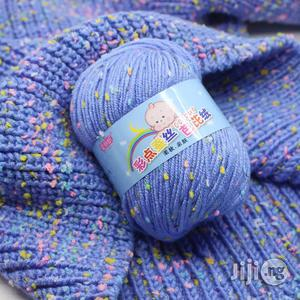 Hand Knitting Yarn Crochet Soft Scarf Sweater   Children's Clothing for sale in Osun State, Osogbo