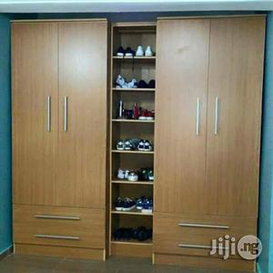 Exquisite Wardrobe/Shoerack   Furniture for sale in Lagos State, Ikeja