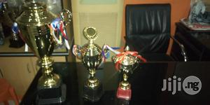 Gold Trophy | Arts & Crafts for sale in Lagos State, Ikorodu