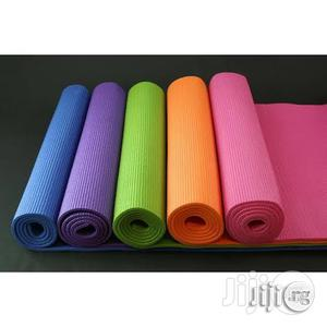 Exercise Yoga Mat   Sports Equipment for sale in Lagos State