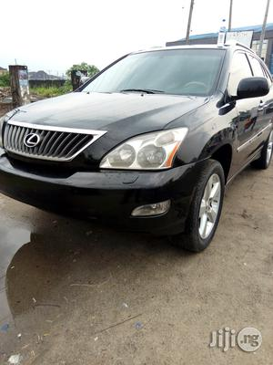 Lexus RX 2008 350 Black | Cars for sale in Rivers State, Port-Harcourt