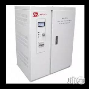 Mercury 30kva S-Phase Fully Automatic AC Voltage Stabilizer   Electrical Equipment for sale in Lagos State, Ikeja