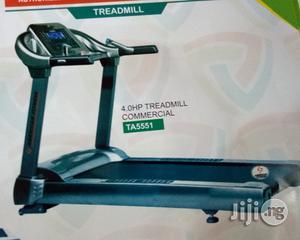 American Fitness 4hp Treadmill   Sports Equipment for sale in Delta State, Warri