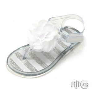 Wonder Nation Toddler Girls Jelly Sandals - US Size 10 | Children's Shoes for sale in Lagos State, Surulere