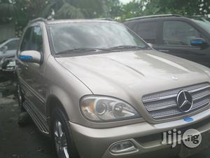 Mercedes-Benz E350 2005 Gold | Cars for sale in Lagos State, Apapa