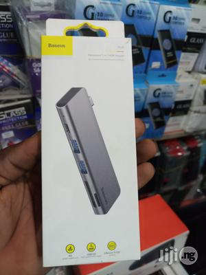 Type-c Usb Hub Converter   Accessories & Supplies for Electronics for sale in Lagos State, Ikeja