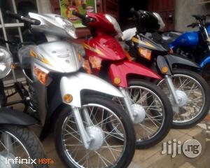 New Motorcycle 2017 Black   Motorcycles & Scooters for sale in Lagos State, Yaba