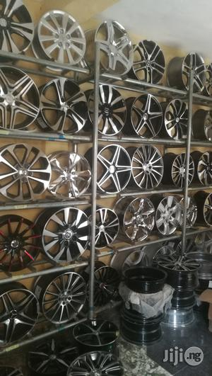 Car Rims And Alloyed Wheels For All Cars | Vehicle Parts & Accessories for sale in Lagos State, Amuwo-Odofin