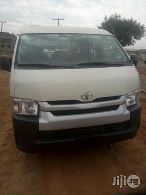 New Toyota HiAce 2014 White | Buses & Microbuses for sale in Abuja (FCT) State, Gwarinpa