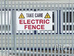 Electric Perimeter Fencing System   Computer & IT Services for sale in Lagos Island (Eko), Lagos State, Nigeria