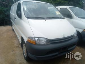 Toyota Hiace 2000 White | Buses & Microbuses for sale in Lagos State