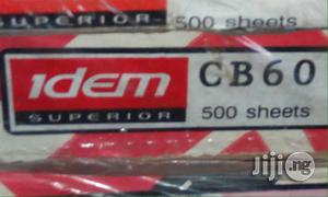 Idem Superior CB60 - 500 Sheets | Printing Equipment for sale in Lagos State, Alimosho