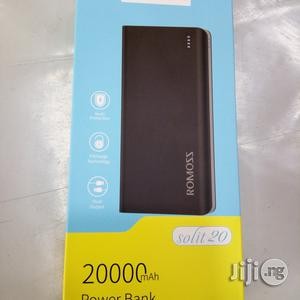 Romoss Solit 20 20,000mah Power Bank | Accessories for Mobile Phones & Tablets for sale in Lagos State, Ikeja
