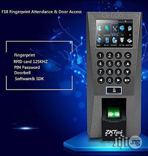 Zkteco Fingerprint Time Attendance Access Control | Computer Accessories  for sale in Lagos State, Ikeja