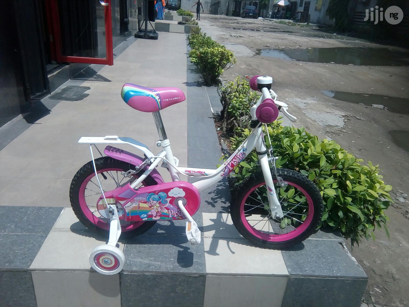 Apollo Pixie Children Bicycle