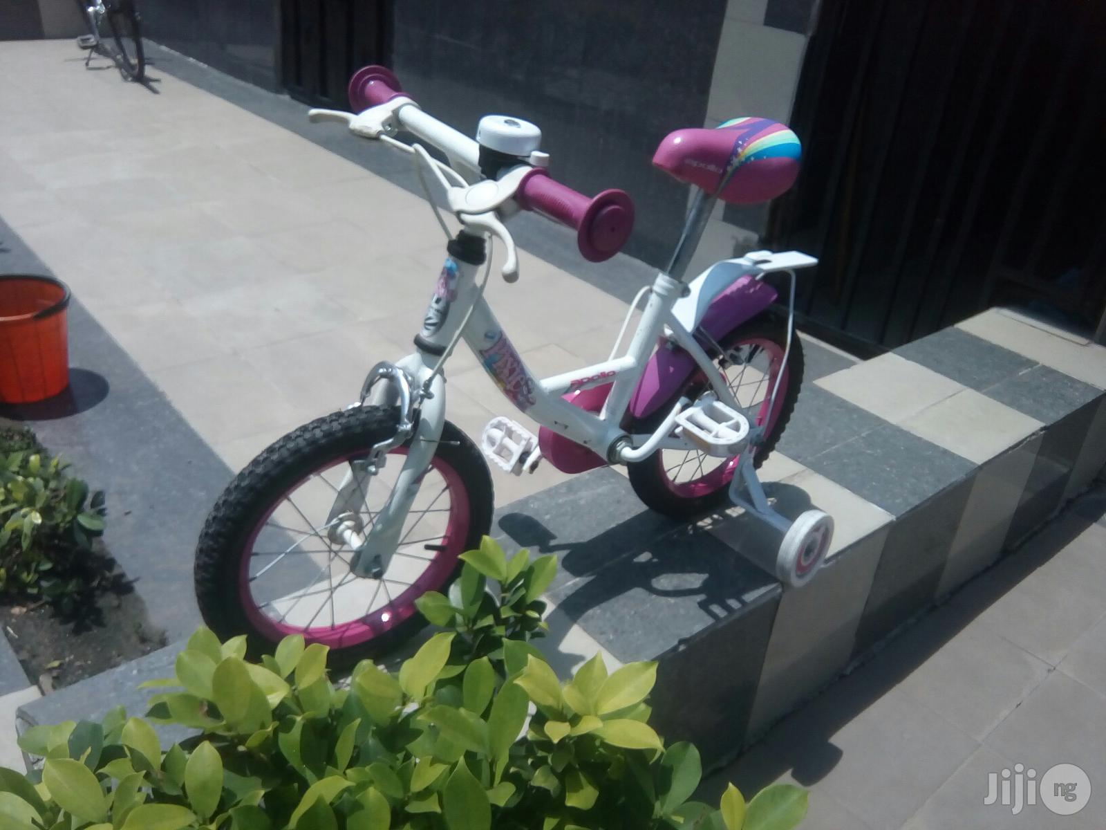 Apollo Pixie Children Bicycle   Toys for sale in Port-Harcourt, Rivers State, Nigeria