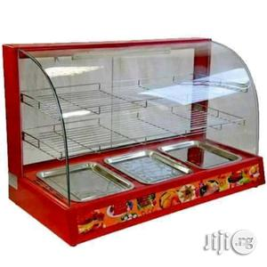 Foreign 3 Plates Snacks Warmer With Top   Restaurant & Catering Equipment for sale in Lagos State, Surulere