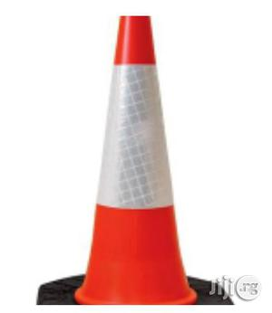 Traffic Cone Is Road Traffic Sin For Pepel That Diriving Day And Nigth To Aviode Asddent | Safetywear & Equipment for sale in Lagos State, Ikeja