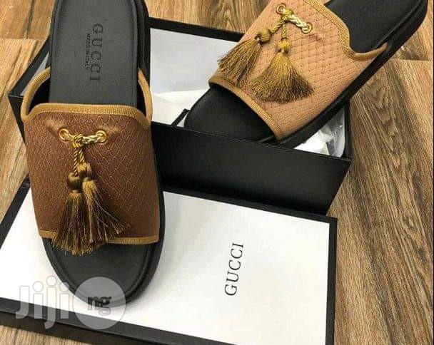 Quality Italian GUCCI Palm Available | Shoes for sale in Surulere, Lagos State, Nigeria