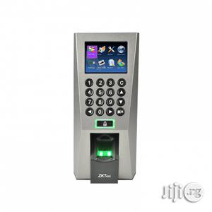 ZKT F18 Fingerprint Time Attendance Door Access System   Computer Accessories  for sale in Lagos State, Ikeja