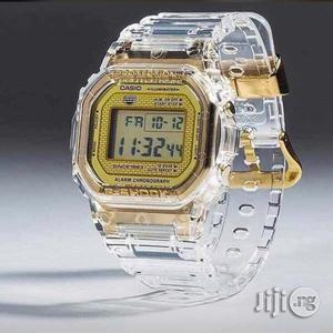 Transparent G-Shock Classic | Watches for sale in Lagos State, Ikeja