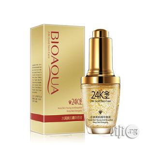 Bioaqa 24K Gold Face Mask Hyaluronic Collagen Essence Serum   Skin Care for sale in Lagos State, Ojo