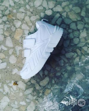 White Canvas Sneakers for Kids | Children's Shoes for sale in Lagos State, Lagos Island (Eko)