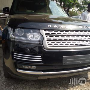 Land Rover Range Rover Sport 2017 Black   Cars for sale in Abuja (FCT) State, Durumi