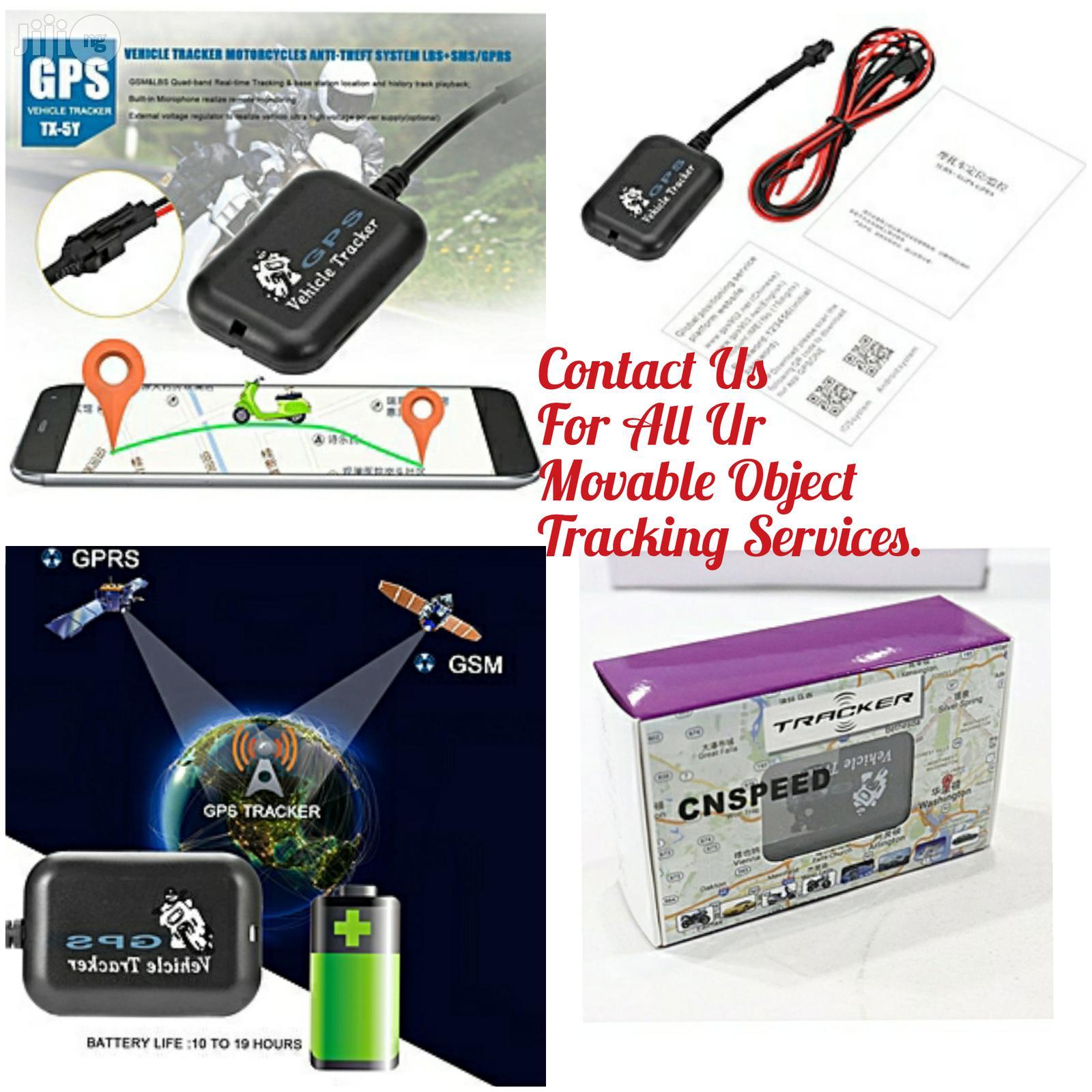 Archive: Gps/Gsm/Gprs Car Tracker.