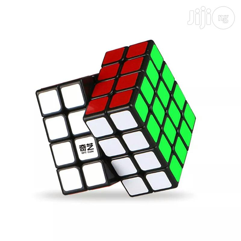 Qiyi Rubik's Cube Toy 4x4x4 Professional Magic Cube Toy | Toys for sale in Ikeja, Lagos State, Nigeria