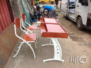 School Table / Chair   Furniture for sale in Lagos State, Ojo
