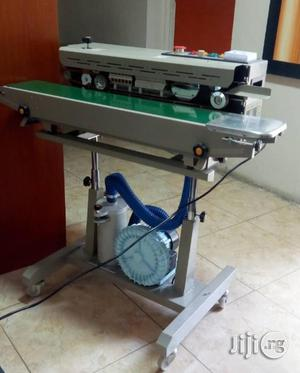 Continous Band Sealer With Nitrogen | Manufacturing Equipment for sale in Lagos State, Ojo
