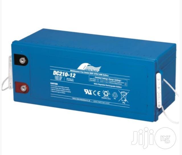 Fullriver 12V 200ah Deep Cycle Battery