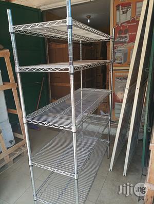 Chrome Rack / Bread Cooling Rack | Store Equipment for sale in Abuja (FCT) State, Jabi