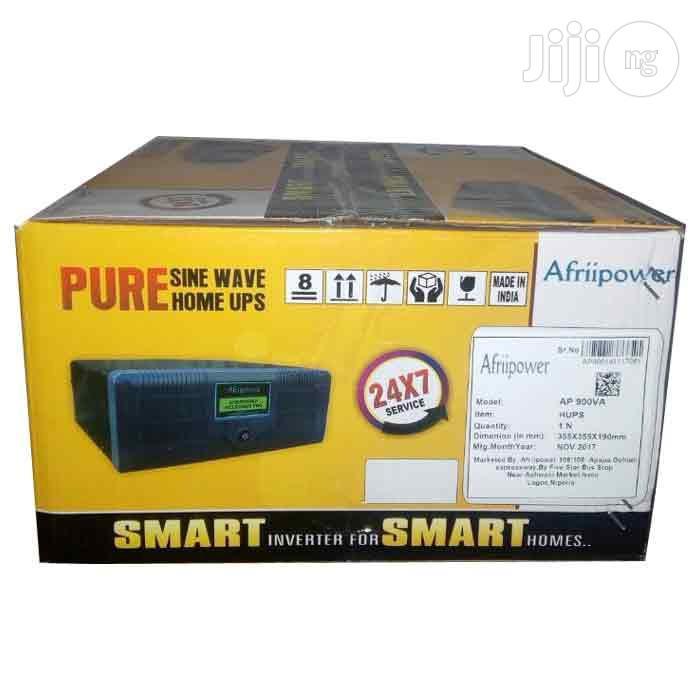 Afriipower 900VA/12V Pure Sine Wave Inverter