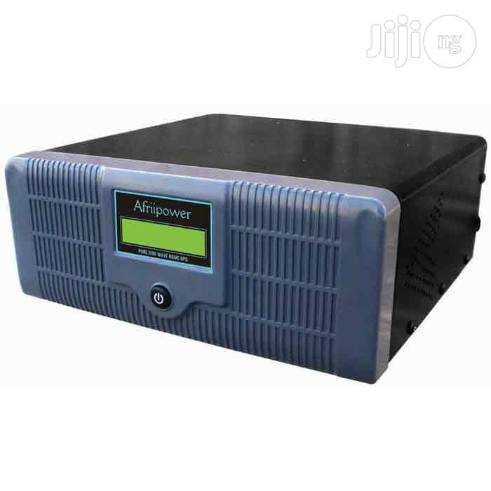 Afriipower 900VA/12V Pure Sine Wave Inverter   Electrical Equipment for sale in Ikeja, Lagos State, Nigeria