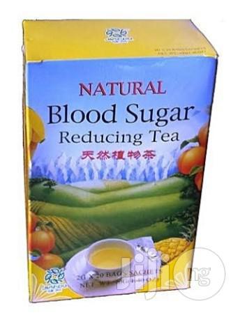 Natural Blood Sugar Reducing Tea