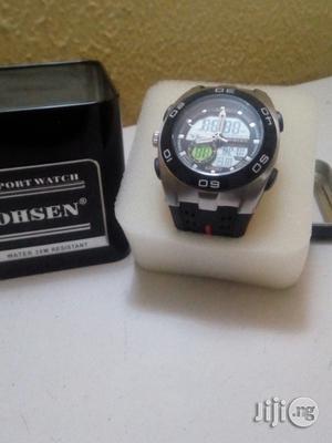 Ohsen Fashion Digital Sport Watch | Watches for sale in Lagos State, Lagos Island (Eko)