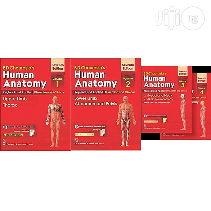 Archive: Human Anatomy: Regional And Applied Dissection And Clinical Volume 1 - 4