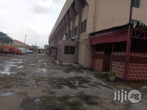 4 Bay Warehouse With 2 Storey Building Admin Office Block Built  | Commercial Property For Sale for sale in Lagos State, Oshodi
