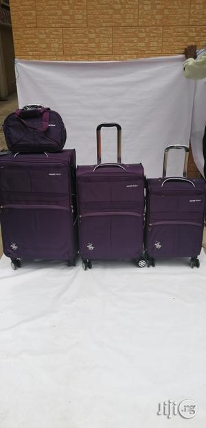 4 Set Luggage (Purple)   Bags for sale in Lagos State, Ikeja