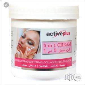 Active Plus 5 in 1 Whitening Cream   Skin Care for sale in Lagos State, Ikotun/Igando