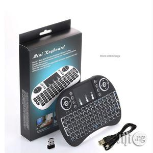 Mini Wireless Keyboard Mouse Combo | Computer Accessories  for sale in Lagos State, Ikeja