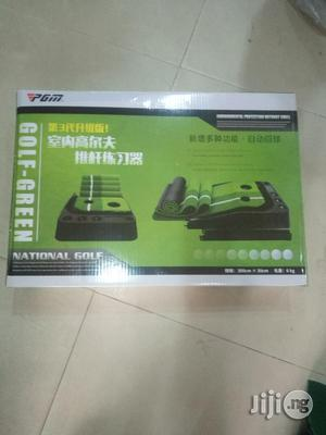 Golf Putter Trainer Mat   Sports Equipment for sale in Lagos State, Surulere