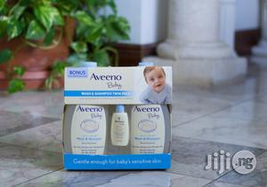 Aveeno Baby Wash And Shampoo | Baby & Child Care for sale in Lagos State, Ikeja