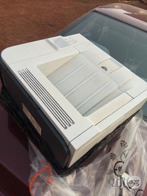 Neatly Used 2 Months Hp Laserjet P3015 Black/White Printer | Printers & Scanners for sale in Enugu State, Enugu